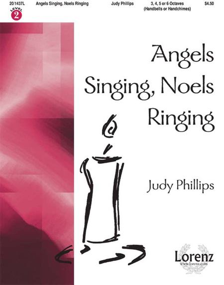 Cover of Angels Singing, Noels Ringing