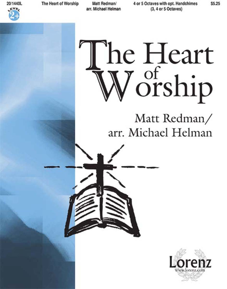 Cover of The Heart of Worship