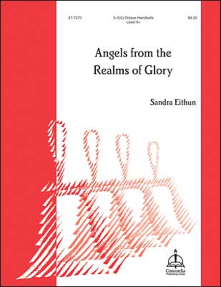 Cover of Angels From The Realms Of Glory