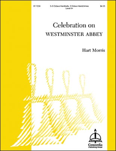 Cover of Celebration on WESTMINSTER ABBEY