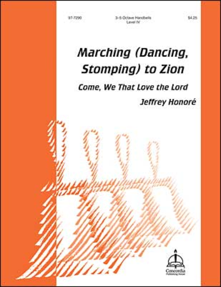 Cover of Marching to Zion