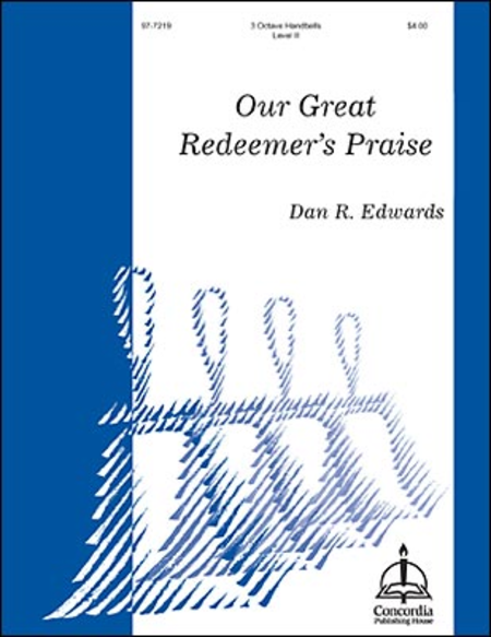 Cover of Our Great Redeemer's Praise
