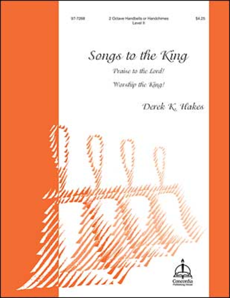 Cover of Songs to the King