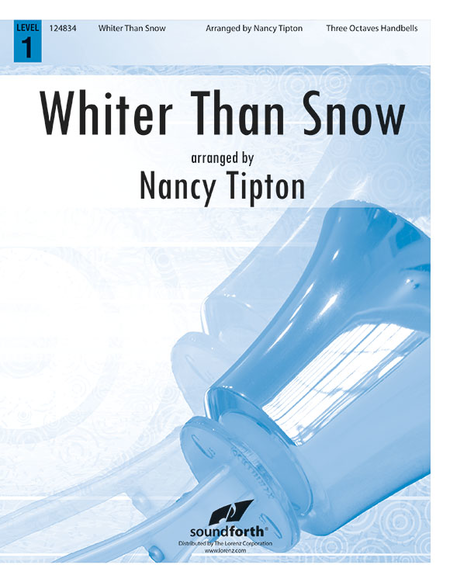 Cover of Whiter than Snow