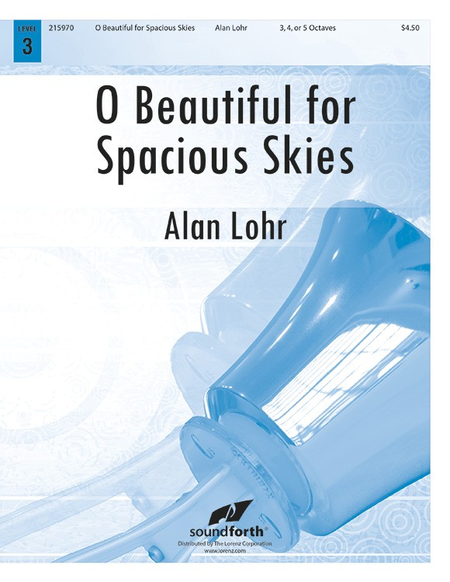 Cover of O Beautiful for Spacious Skies