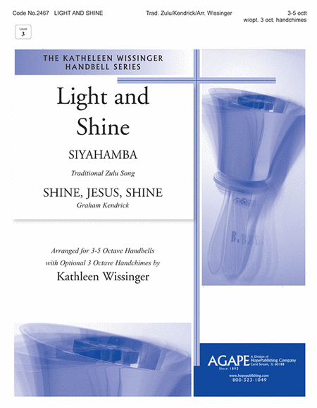 Cover of Light and Shine