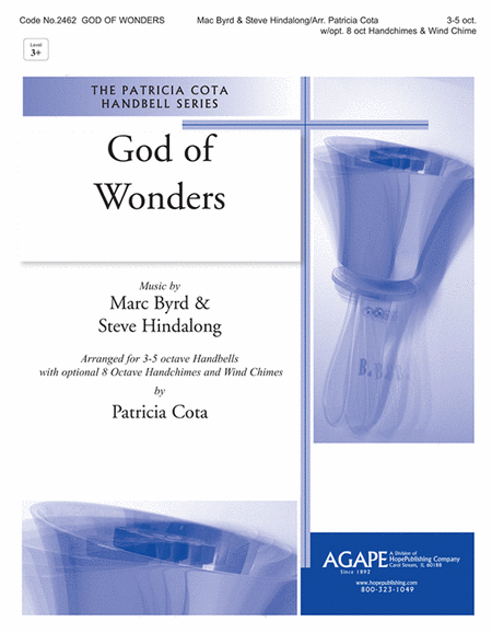 Cover of God of Wonders