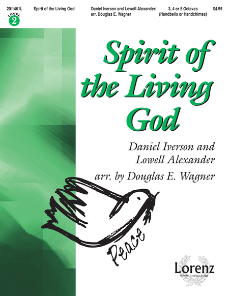 Cover of Spirit of the Living God