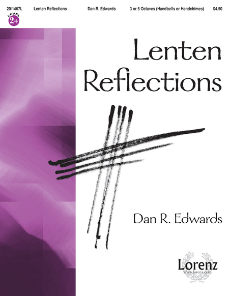 Cover of Lenten Reflections