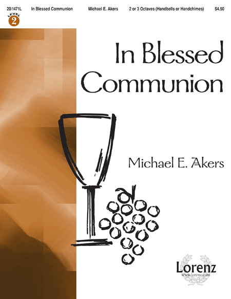 Cover of In Blessed Communion