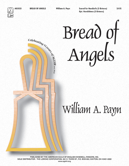 Cover of Bread of Angels
