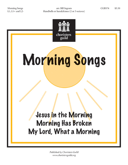 Cover of Morning Songs