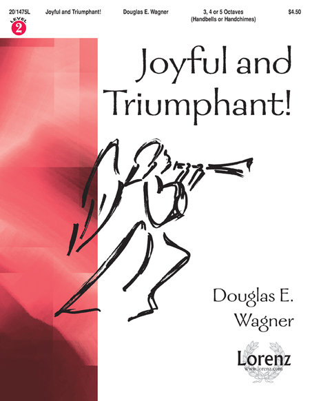 Cover of Joyful and Triumphant!