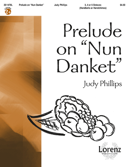 "Cover of Prelude on ""Nun Danket"""