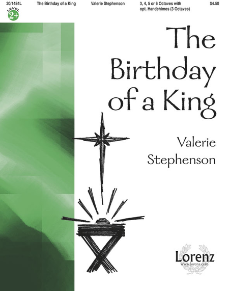 Cover of The Birthday of a King