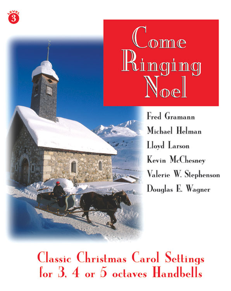 Cover of Come Ringing Noel