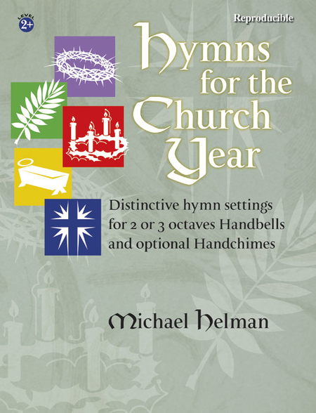 Cover of Hymns for the Church Year