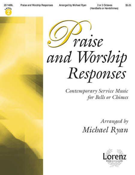 Cover of Praise and Worship Responses