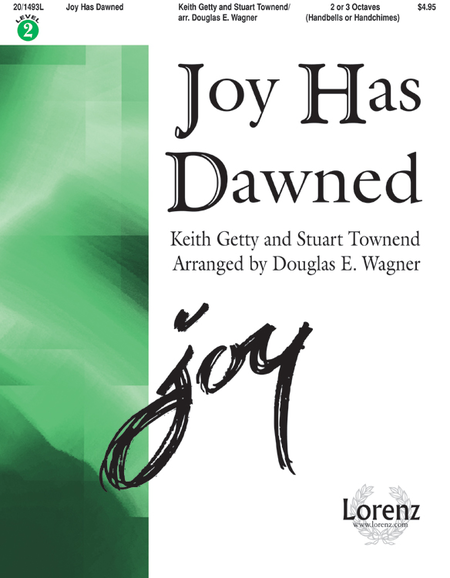 Cover of Joy Has Dawned
