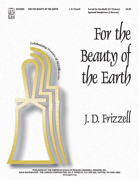 Cover of For the Beauty of the Earth