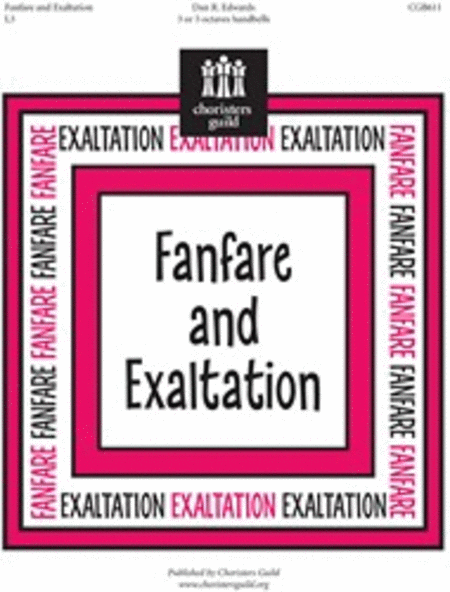 Cover of Fanfare and Exaltation