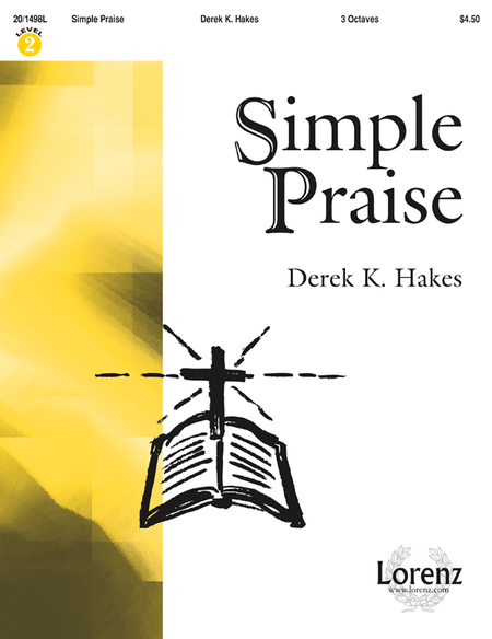 Cover of Simple Praise