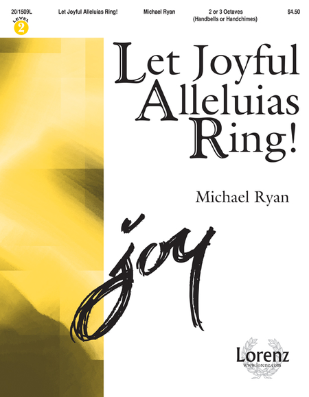 Cover of Let Joyful Alleluias Ring!