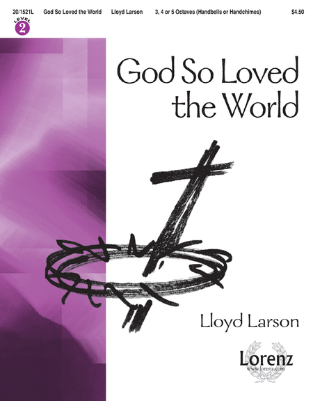 Cover of God So Loved the World