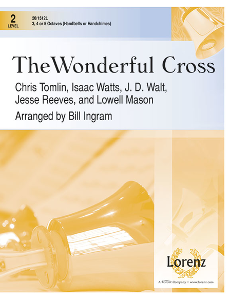 Cover of The Wonderful Cross