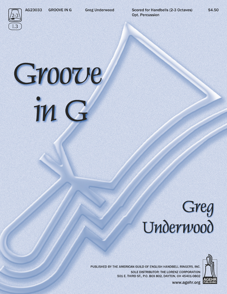 Cover of Groove in G