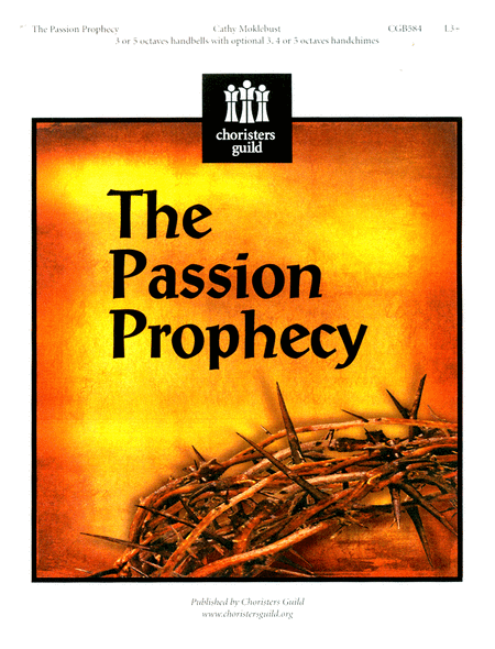 Cover of The Passion Prophecy