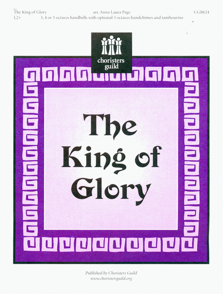 Cover of The King of Glory