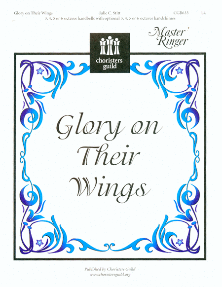 Cover of Glory On Their Wings