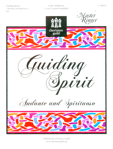 Cover of Guiding Spirit