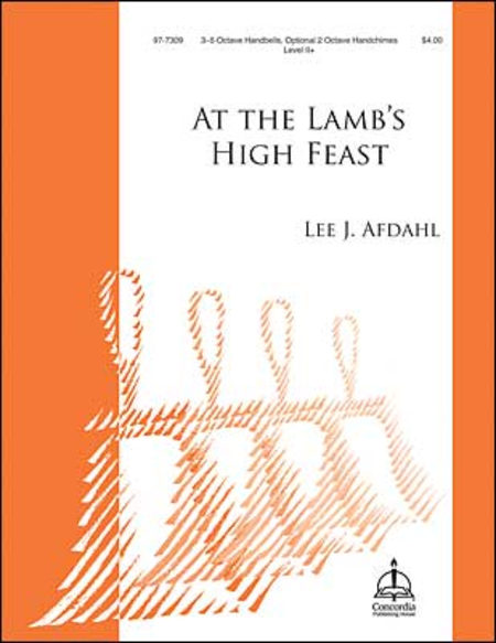 Cover of At the Lamb's High Feast