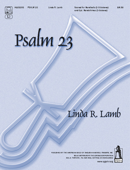 Cover of Psalm 23