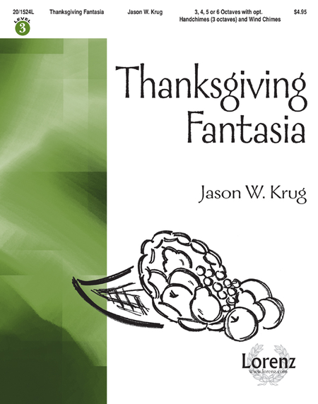 Cover of Thanksgiving Fantasia