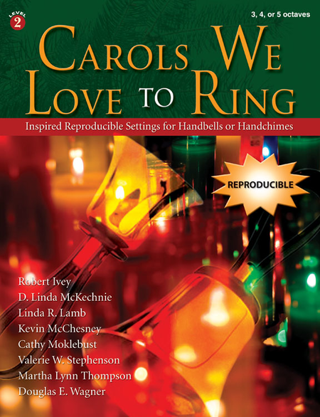 Cover of Carols We Love to Ring