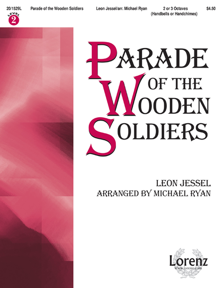 Cover of Parade of the Wooden Soldiers