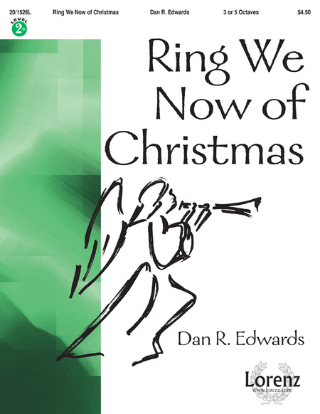 Cover of Ring We Now of Christmas