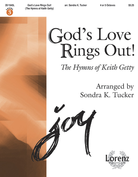 Cover of God's Love Rings Out!