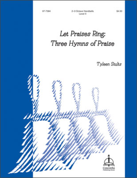 Cover of Let Praises Ring! New'10