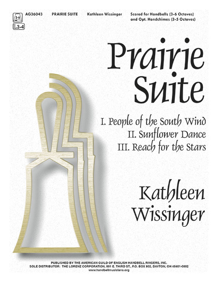 Cover of Prairie Suite