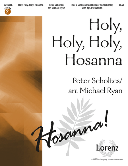 Cover of Holy, Holy, Holy, Hosanna