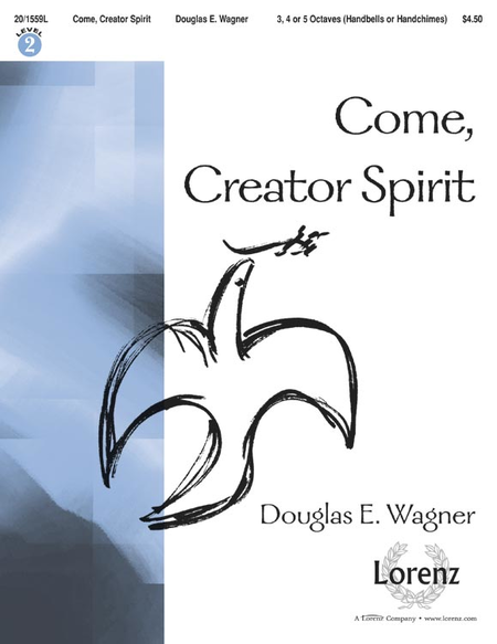 Cover of Come, Creator Spirit