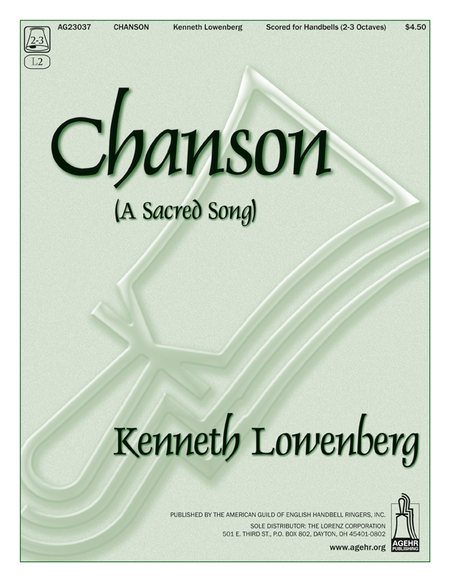 Cover of Chanson