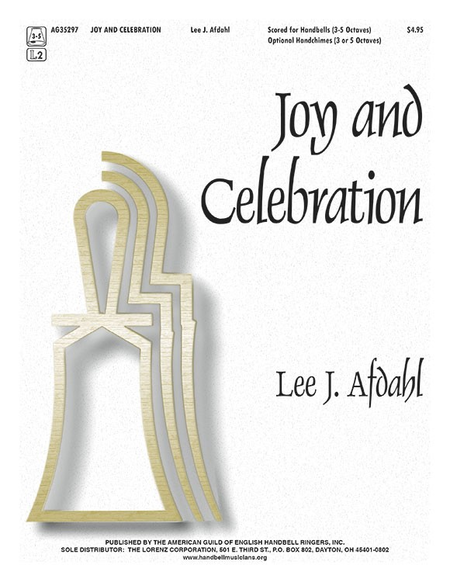 Cover of Joy and Celebration