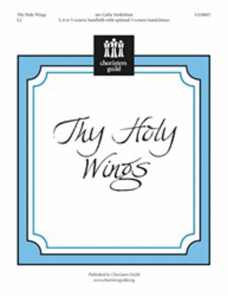 Cover of Thy Holy Wings