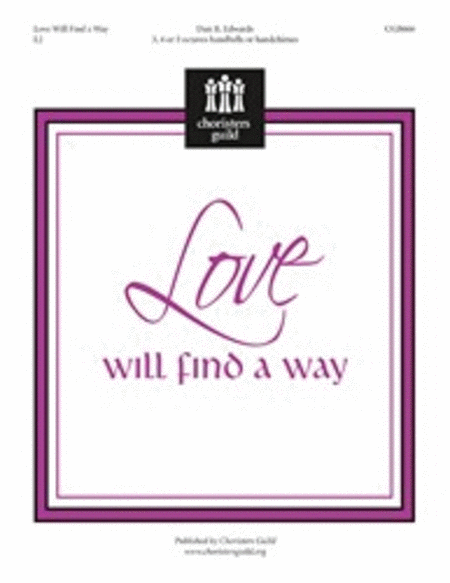 Cover of Love Will Find a Way