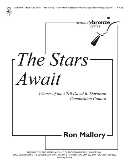Cover of The Stars Await